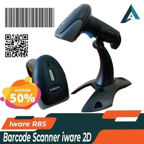 Foto Produk BARCODE SCANNER E-FAKTUR QR CODE IWARE 2D R8S dari axelpos