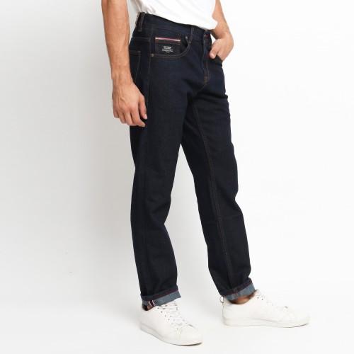 Foto Produk PAPPERDINE JEANS 311 Raw Selvedge Non Stretch Celana Pria Panjang - 32 dari Papperdine Jeans
