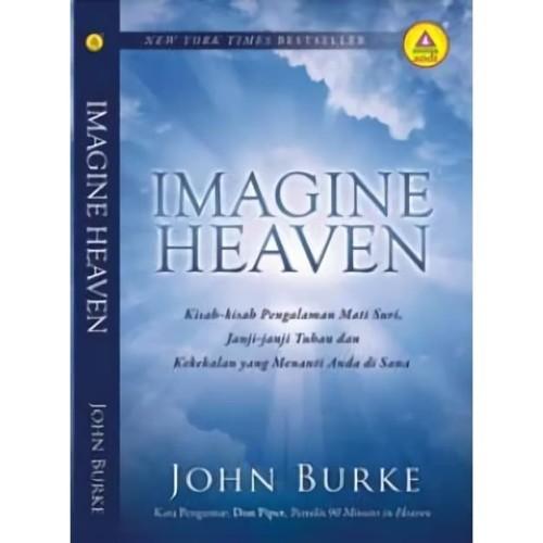 Foto Produk Imagine Heaven, Kisah-kisah Pengalaman Mati Suri dari Andi Offset Online
