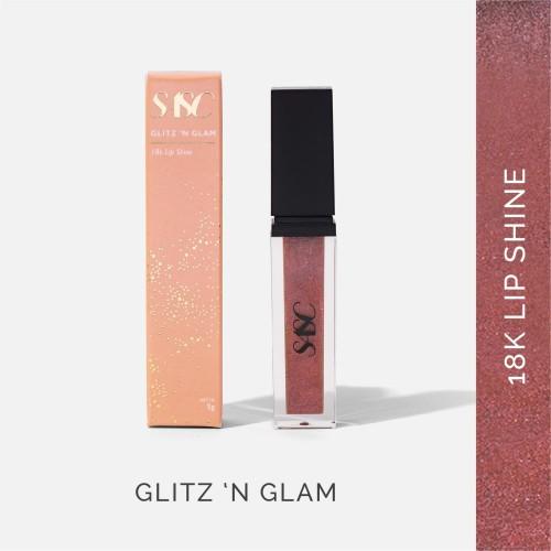 Foto Produk SASC 18k Lip Shine - Glitz N Glam dari SASC OFFICIAL