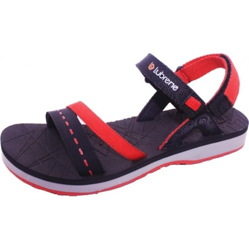 Foto Produk Lubrene Sandal Wanita Sponge LAVINA Black Red - 36 dari Lubrene Official Store