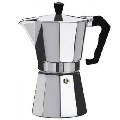 Foto Produk Teko Coffee maker Mesin espresso Moka pot Mesin kopi 300ml 6 Cups 112 dari lbagstore