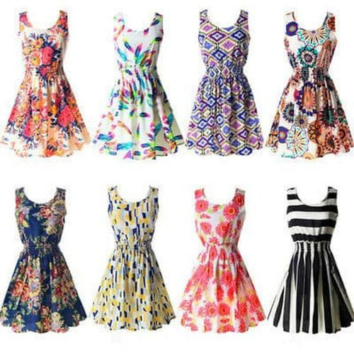 Foto Produk chiffon summer dress dari delicia boutique