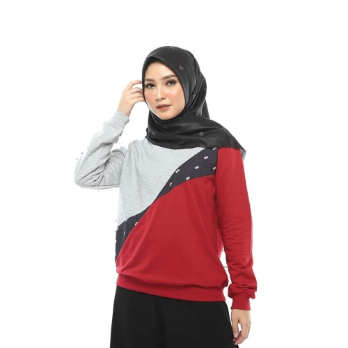 Foto Produk Sweatshirt Deenay Mody Grey - M dari deenayofficialstore