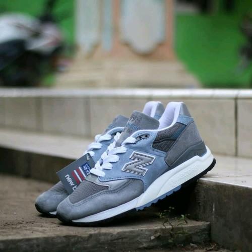 Sepatu Original New Balance 998 Cplo Made In Usa - Casual - Sneakers
