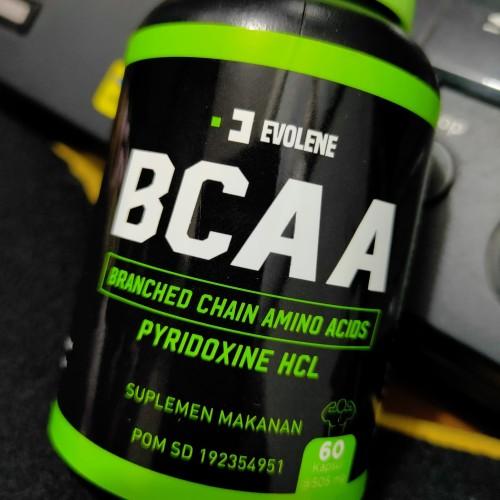 Foto Produk Evolene BCAA 60capsule kapsul dari Solid-Store