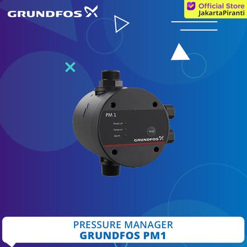 Foto Produk Otomatis Pompa Booster Grundfos Pressure Manager PM1 / Grundfos PM 1 dari Jakarta Piranti