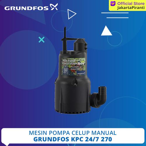 Foto Produk Grundfos Pompa Celup KPC 24/7 270 dari Jakarta Piranti
