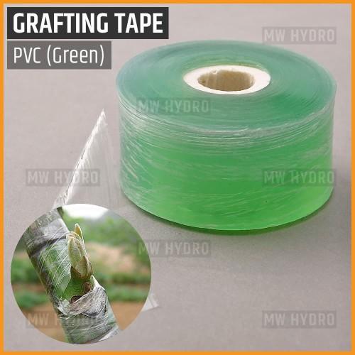 Foto Produk Grafting Tape - Plastik Okulasi, Sambung Pucuk / Enten - 3 cm - Hijau dari MW Hydro