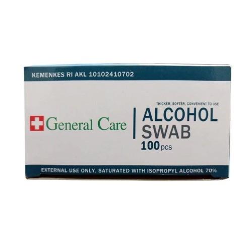 Foto Produk Alcohol Swab / tisu / tissue alkohol dari klaver shop