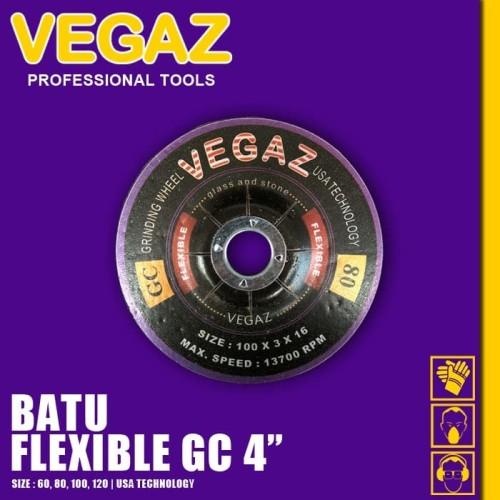 """Foto Produk VEGAZ - Batu Flexible 4"""" GC dari Vegaz-Tools"""