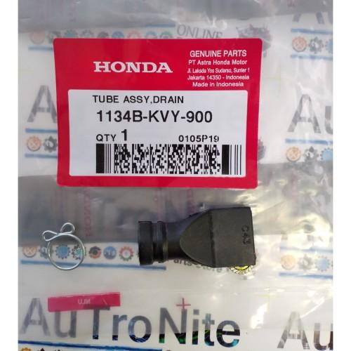 Foto Produk Karet Tube Drain CVT 1134B-KVY-900 Honda Beat Vario Spacy Scoopy PCX dari AuTroNite