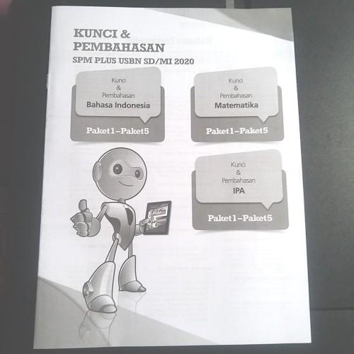 Jual Kunci Jawaban Spm Plus 2020 Kelas 6 Sd Mi Erlangga Original Kota Bekasi Family Saputra Tokopedia