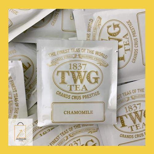 Foto Produk TWG Luxury Tea Chamomile Teh Original dari Journalier Store