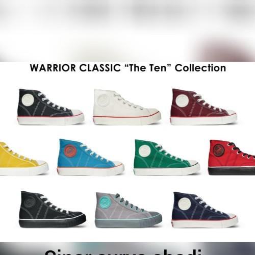 Foto Produk sepatu warrior serian classic dari DISTRIBUTOR SEPATU SSA
