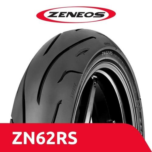 Foto Produk Ban Belakang Zeneos 150/60 - 17 ZN 62 RS Tubeless Kawasaki Ninja 250 dari Zeneos Official Store