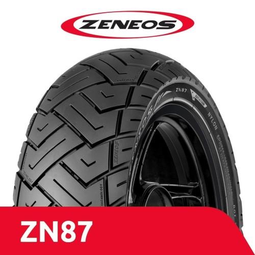 Foto Produk Ban Motor Zeneos 120/70 - 10 MILANO ZN 87 Tubeless dari Zeneos Official Store