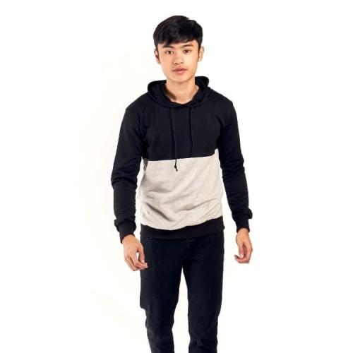 Foto Produk sweater kaos lengan panjang salur | sweater pria | baju sweater dari Brotherholicstore