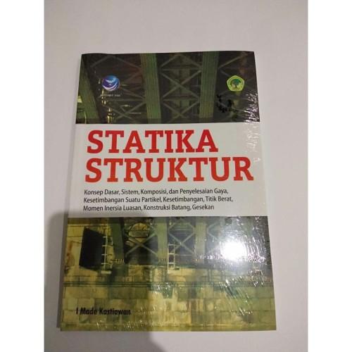 Foto Produk BUKU TEKNIK SIPIL STATIKA STRUKTUR dari 1000 BUKU
