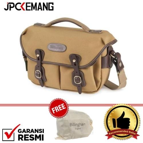 Foto Produk Billingham Hadley Small PRO Camera Bag (Khaki / Chocolate) dari JPCKemang