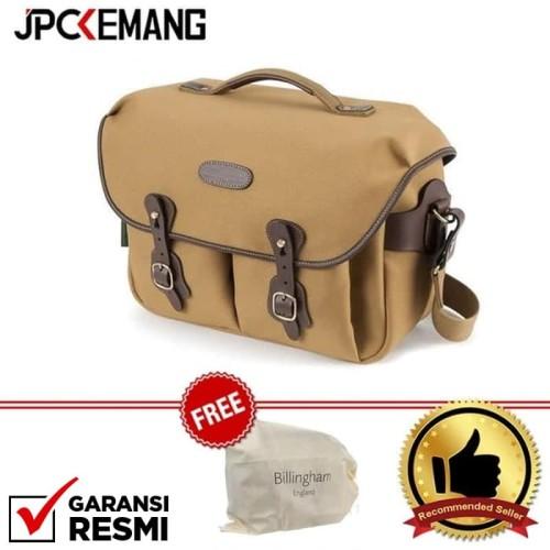 Foto Produk Billingham Hadley One Khaki/Choco Camera Bag 100% Handmade in England dari JPCKemang