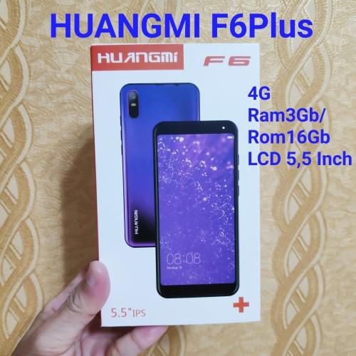 Foto Produk HUANGMI F6 PLUS 4G RAM 3GB ROM 16GB dari Licia Store