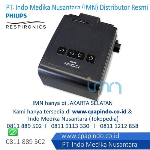 Foto Produk Philips Standard CPAP - DORMA 200 dari INDO MEDIKA NUSANTARA