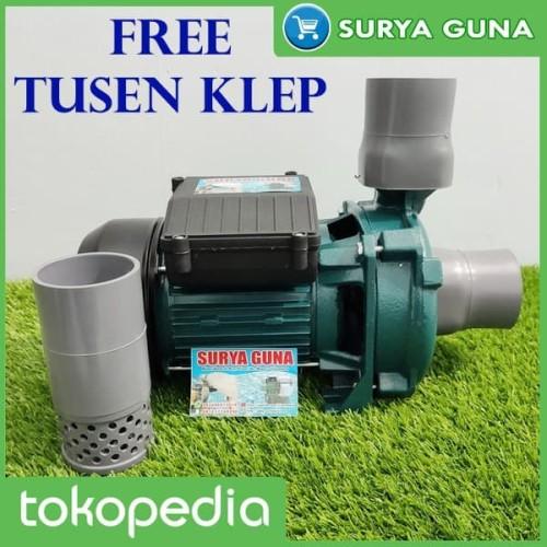 Foto Produk pompa air listrik jet 700 pompa tambak udang dan kolam ikan dari SuryaGuna
