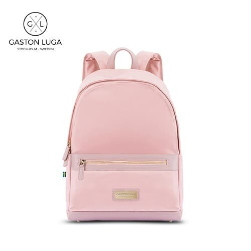 Foto Produk Gaston Luga Tas Punggung   Backpack Kampis Pink dari Gaston Luga