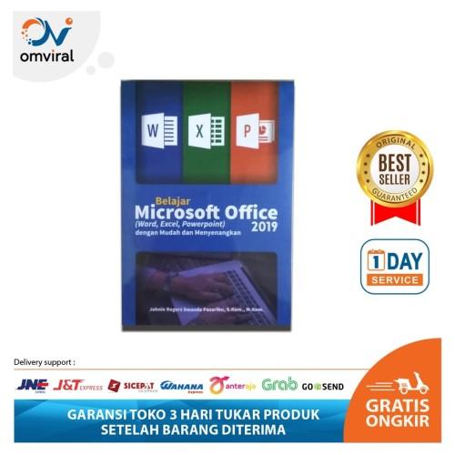Foto Produk Buku Belajar Microsoft Office (Word, Excel, Powerpoint) 2019 dari Omviral Online Shop