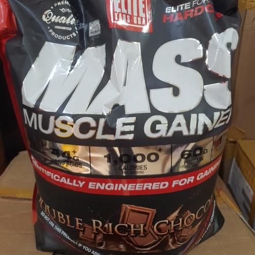 Foto Produk Elitelabs Muscle Mass Gainer 20lbs dari Bestsportnutrition