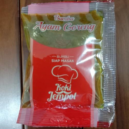 Foto Produk Bumbu Ayam Goreng KJ dari Koki Jempol