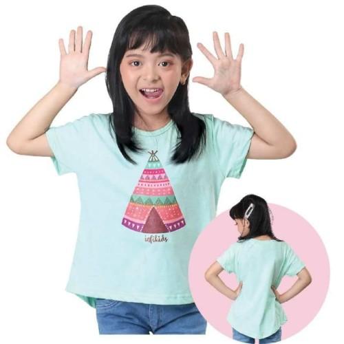 Foto Produk K4ID99 Kaos Anak Perempuan Baju Atasan Anak Perempuan Cantik Trendy dari PASGAYANA STALL