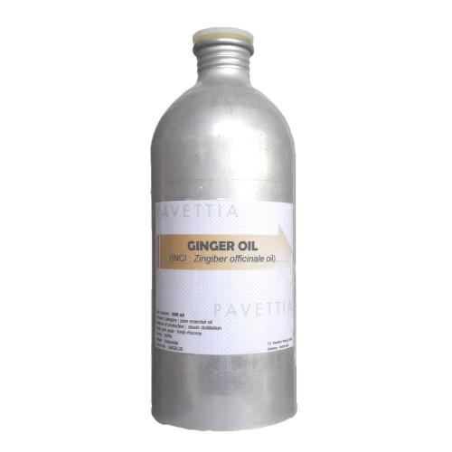 Foto Produk 500 ml - minyak atsiri jahe / ginger oil dari pavettia essential oil