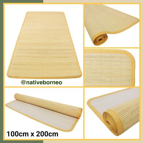 Foto Produk Karpet, Tikar/Lampit Rotan Saburina 100cm x 200cm dari Native Borneo