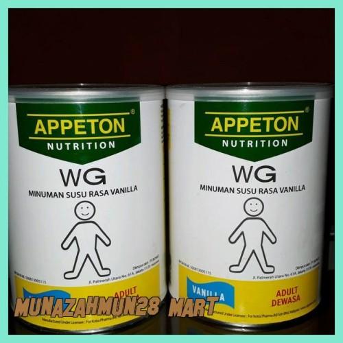 Foto Produk Sale Appeton Weigth Gain Apeton Susu Penambah Berat Badan Dewasa 450 dari Munazahmun28 Mart