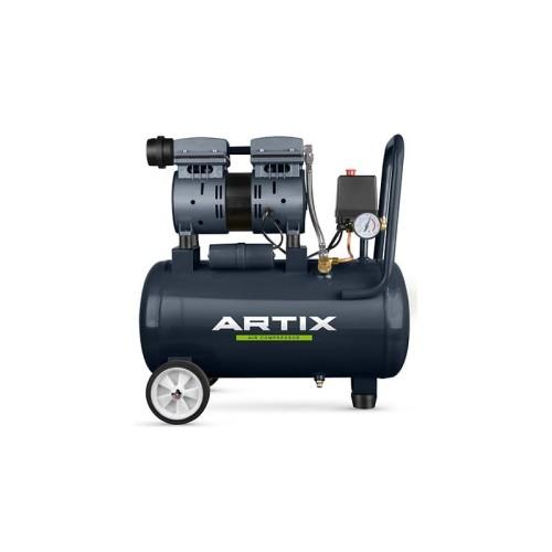 Foto Produk ARTIX Oil Less Oilless Compressor 550 W 24 L Kompresor Angin PROMO dari JABAR TEKNIK
