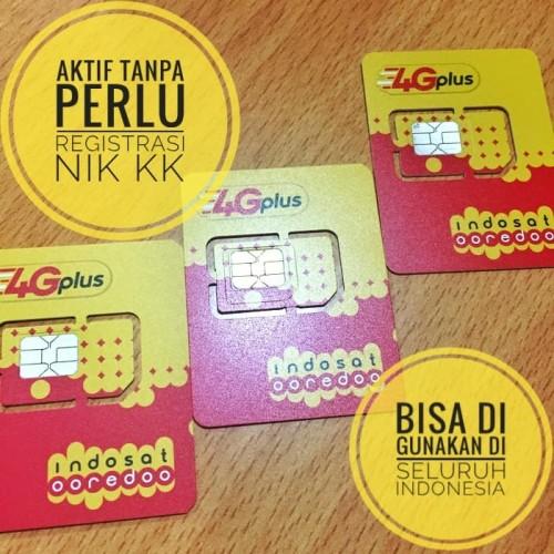 Foto Produk Kartu Perdana INDOSAT - Aktif Tanpa Ribet dari Aneka Boneka -