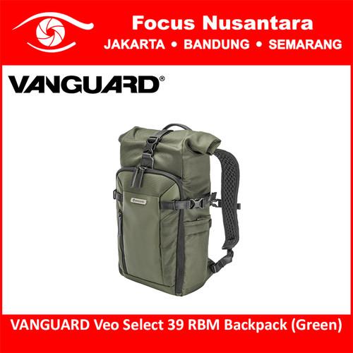 Foto Produk VANGUARD Veo Select 39 RBM Backpack dari Focus Nusantara