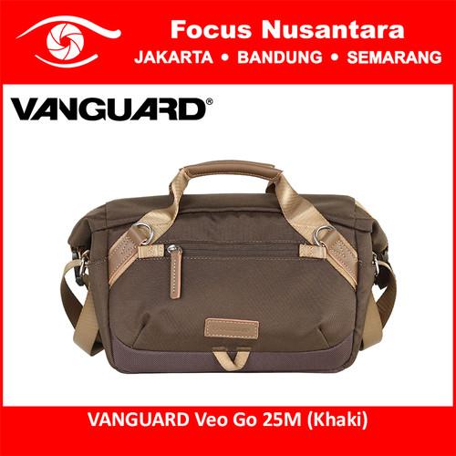 Foto Produk VANGUARD Veo Go 25M (Khaki) dari Focus Nusantara