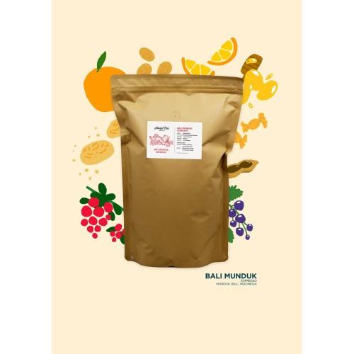 Foto Produk Bali Munduk Espresso - 1 Kg dari Hungry Bird Coffee