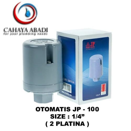 Jual Otomatis Pompa Air 2 Platina Jp 100 0 25 Inch Pressure Switch Kab Bandung Cahaya Abadi Tki Tokopedia