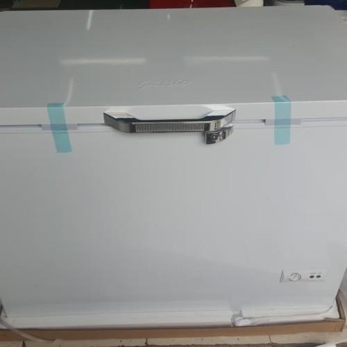 Foto Produk Gassio Chest Freezer GSF-308 dari SUMBER TERANG ELEKTRONIC