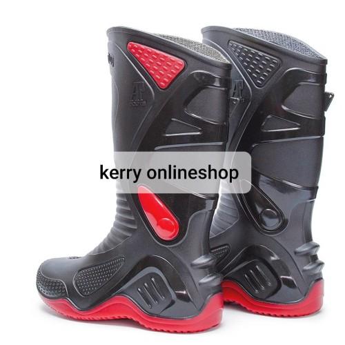Foto Produk Sepatu Boot Ap Termurah MOTO 3 dari Kerry Onlineshop