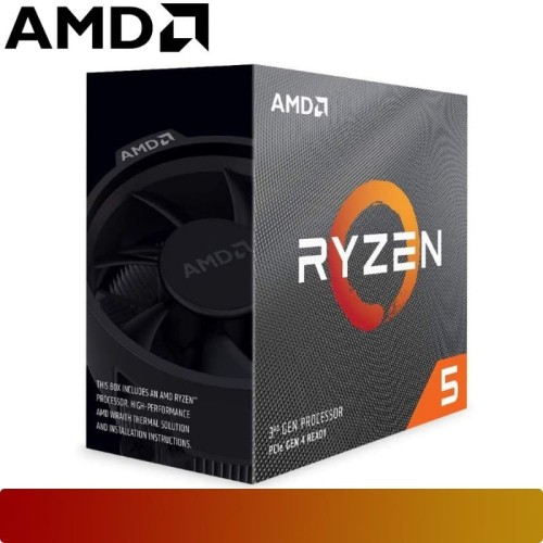 Foto Produk Processor AMD - RYZEN 5 3500 Matisse AM4 6 Core Gen 3 CPU dari Nano Komputer
