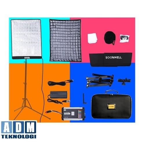 Foto Produk SOONWELL Flexible LED Light kit FR -215 dari ADM tekno