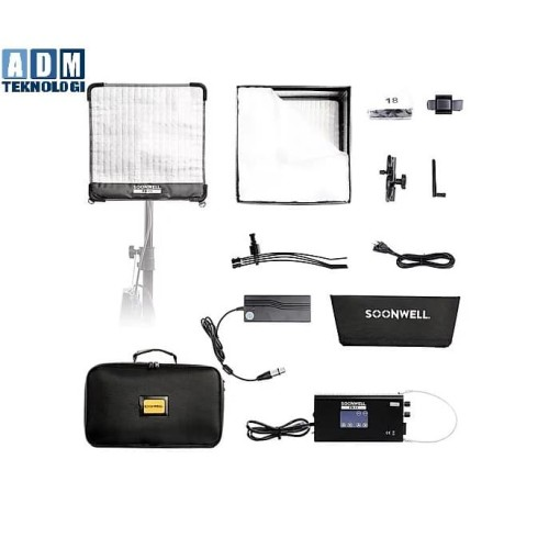 Foto Produk SOONWELL Flexible LED Light kit (Bi-color) FB -11 dari ADM tekno
