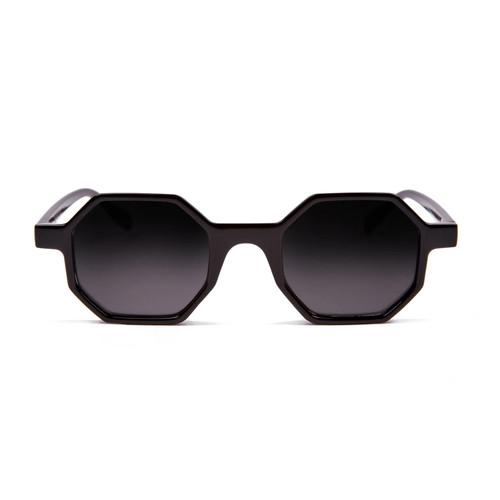 Foto Produk Frame Kacamata Minus/Fashion/Dennet Black dari Optika Lunett