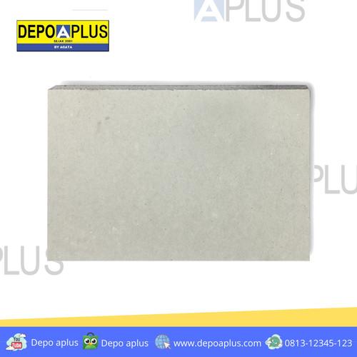 Foto Produk PAPAN GYPSUM / GIPSUM APLUS 9mm x 1200mm x 2400mm dari Depo Aplus