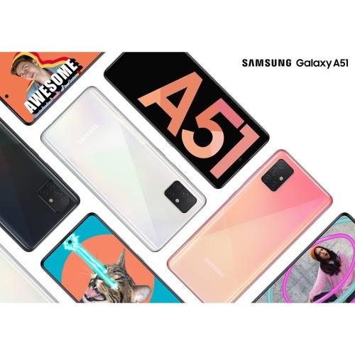 Foto Produk Samsung Galaxy A51 8/128GB RAM 8GB ROM 128GB Garansi Resmi dari Nic-cell